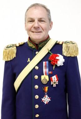 Stadtmajor Heinz Joachim Pecher