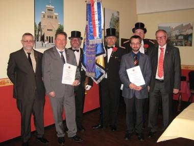 Jahreshauptversammlung der 6. Bürgerkompanie
