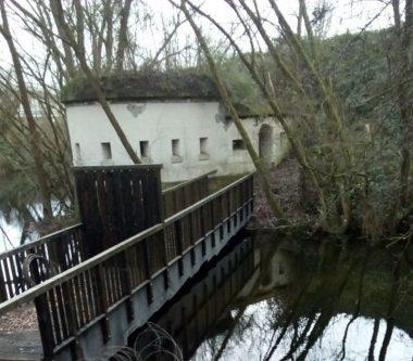 Brücke fertiggestellt